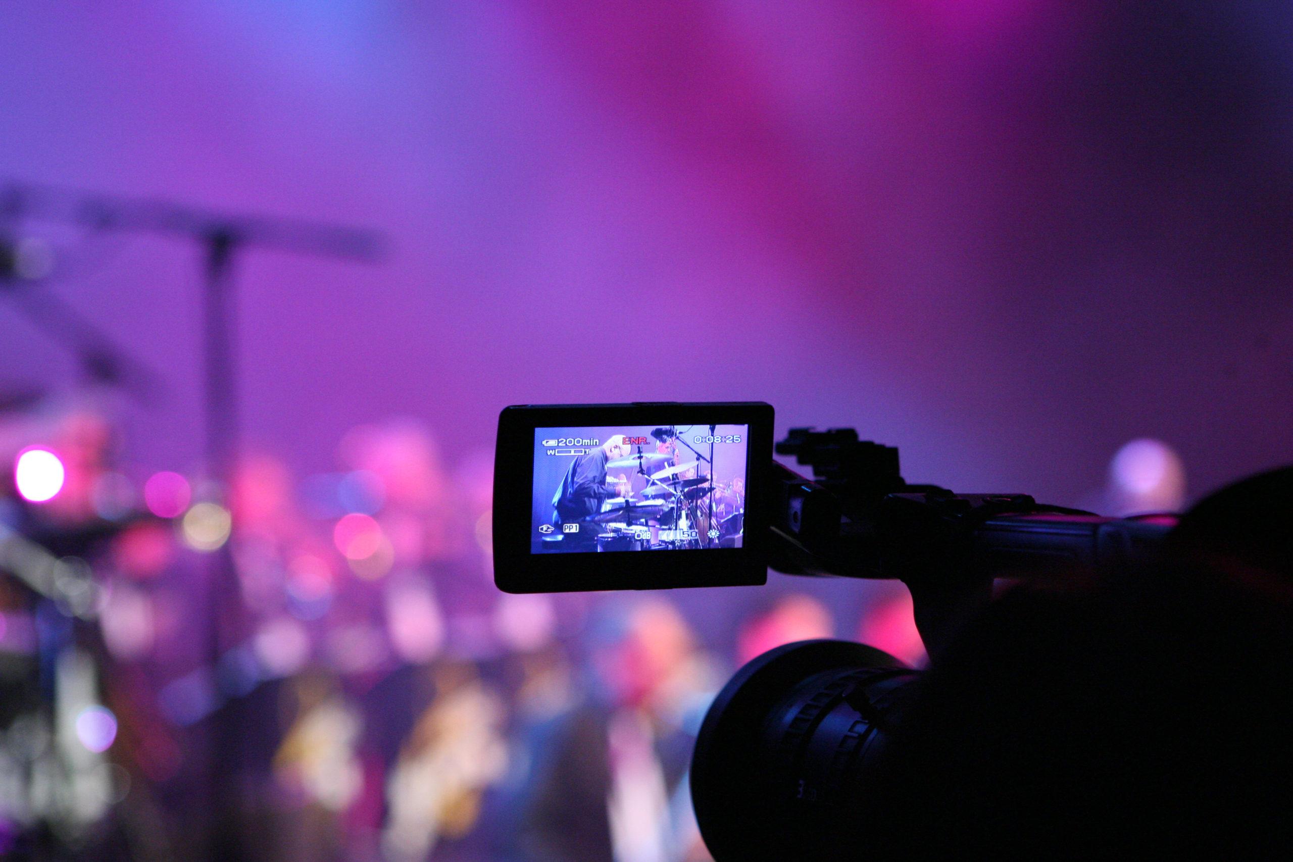 Captation multicam offerte ce mois d'août !